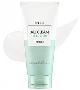 Heimish pH 5.5 All Clean Green Foam