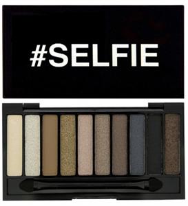 I Heart Makeup Selfie Szemhéjpúder Paletta
