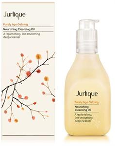 Jurlique Age Defying Nourishing Cleansing Oil/ Ápoló Arctisztító Olaj
