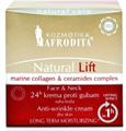 Afrodita Natural Lift 24H Ránctalanító Krém Száraz Bőrre