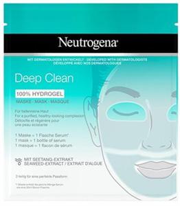 Neutrogena Deep Clean Hydrogél Maszk