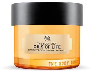 The Body Shop Oils of Life Intenzíven Revitalizáló Szemkörnyékápoló Gél