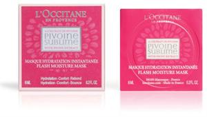 L'Occitane Pivoine Sublime Hidratáló Villámmaszk