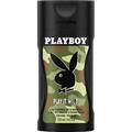 Playboy Play It Wild Shower Gel & Shampoo For Him