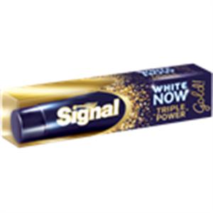 Signal White Now Gold Fogkrém