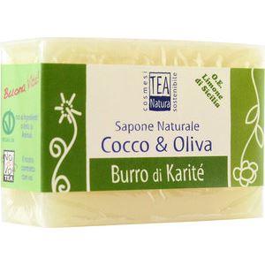 Tea Natura Sapone Naturale Cocco & Oliva Burro Di Karité