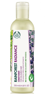 The Body Shop Rainforest Radiance Conditioner