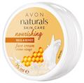 Avon Naturals Tej és Méz Tápláló Arckrém