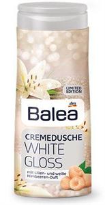 Balea White Gloss Cremedusche