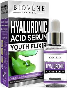Biovène Biovéne Hyaluronic Fiatalság Elixír