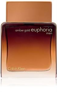 Calvin Klein Euphoria Men Amber Gold EDP