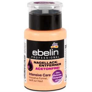 Ebelin Intensive Care Acetonmentes Körömlakklemosó