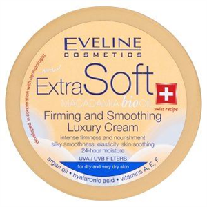 Extra Soft Macadamia Bio Oil Firming And Smoothing Luxury Cream