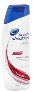 Head & Shoulders Hydrating Smooth & Silky Sampon
