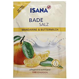 Isana Fürdősó Mandarin & Iró Illattal (régi)