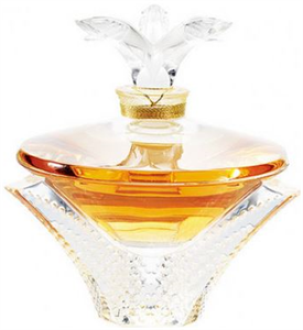 Lalique De Lalique Cascade Crystal Flacon