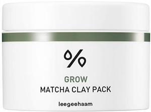 Leegeehaam Matcha Agyagmaszk