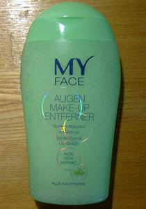 My Face Augen Make-Up Entferner