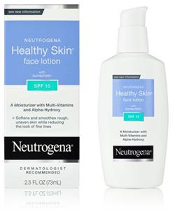 Neutrogena  Healthy Skin Face Lotion SPF15