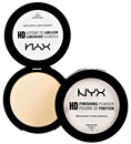 NYX HD Finishing Powder