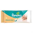 Pampers Natural Clean Törlőkendők