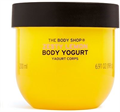 The Body Shop Zesty Lemon Testjoghurt