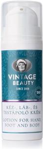Vintage Beauty Kéz-, Láb- és Testápoló Krém