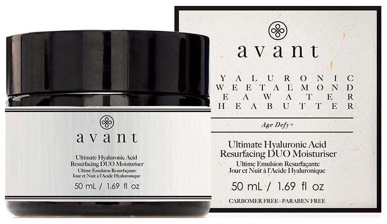 Avant Ultimate Hyaluronic Intenzív Hidratáló Öregedésgátló..