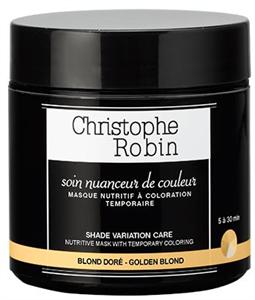 Christophe Robin Shade Variation Care Golden Blond