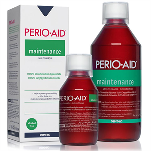 Dentaid Perio Aid Maintenance 0,05% Szájvíz