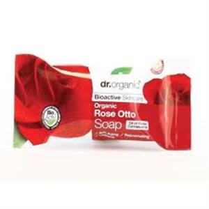 dr. Organic Rózsa Szappan