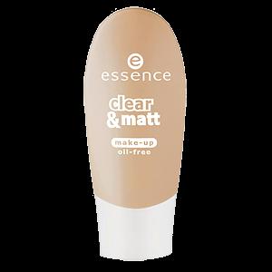 Essence Clear & Matte Alapozó