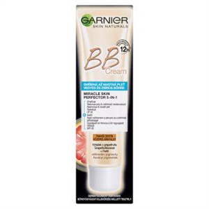 Garnier BB Cream Miracle Skin Perfector 5-In-1 Vegyes és Zsíros Bőrre
