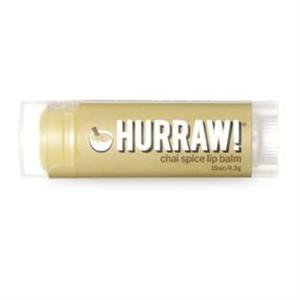 Hurraw! Chai Spice Lip Balm