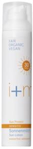 I+M Naturkosmetik Freistil Fényvédő Naptej SPF30 Érzékeny Bőrre, Gyerekeknek