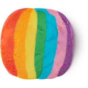 Lush Fun Rainbow Gyurmaszappan