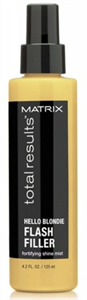 Matrix Total Results Hello Blondie Flash Filler