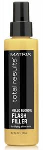 Matrix Total Results Hello Blondie Flash Filler