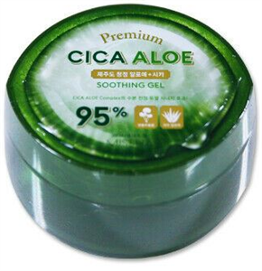 Missha Premium Cica Aloe Soothing Gel 95%