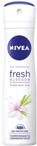 Nivea Fresh Blossom Deo Spray