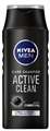 Nivea Men Active Clean Sampon