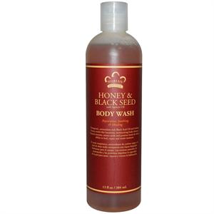 Nubian Heritage Honey and Blackseed Tusfürdő