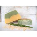 Pipera Natúrkozmetikumok Aloe-Vera Kecsketejes Szappan