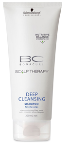 Schwarzkopf Professional BC Bonacure Scalp Therapy Deep Cleansing Shampoo