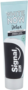 Signal White Now Detox Mineral Clay & Activated Charcoal Fogkrém