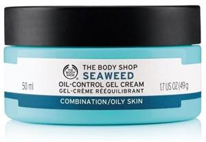 The Body Shop Tengeri Hínáros Mattító Nappali Arckrém