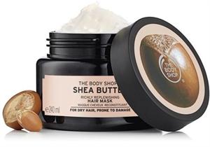 The Body Shop Sheavajas Hajmaszk