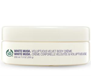 The Body Shop White Musk Testkrém