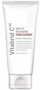 Vitabrid C12 Daily C Balancing Foam Cleanser