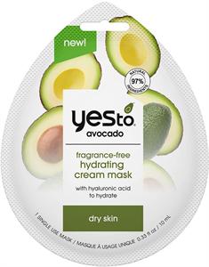Yes To Avocado Fragrance-Free Hydrating Arcmaszk